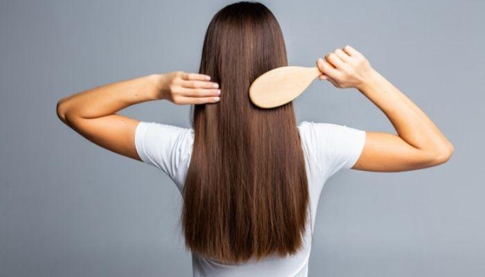 Proste włosy bez użycia… prostownicy
