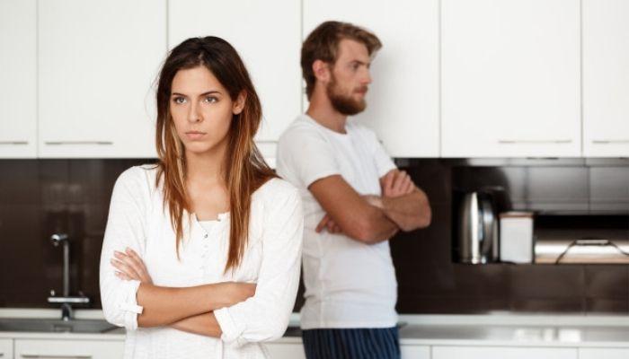 Z czego wynikają ciągłe kłótnie z partnerem?