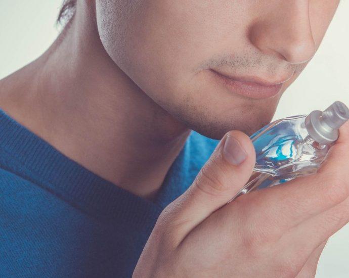 męski zapach